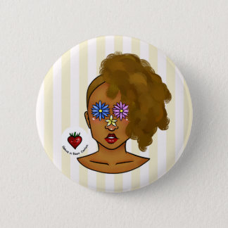Badge Beauté - bouton
