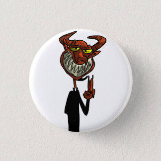 Badge Beelzebub de révérend
