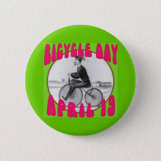 Badge BICYCLETTE JOUR 19 avril