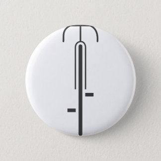 Badge Bicyclette lisse