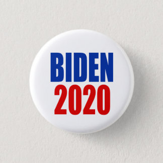 """Badge """"BIDEN 2020"""" bouton de 1,25 pouces"""