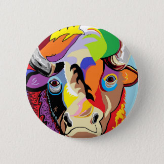 BADGE BISON