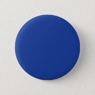 Badge Bleu d'ara de jacinthe