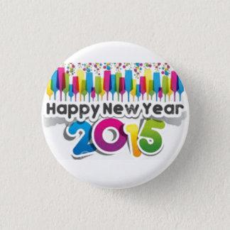 Badge bonne année 2015