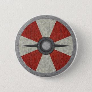 Badge Bouclier de cercle de Viking