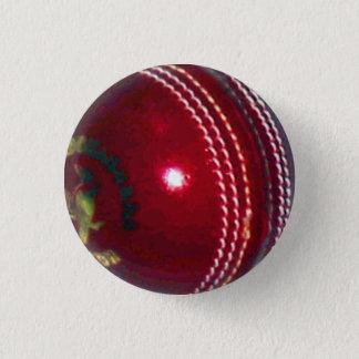 Badge Boule de cricket