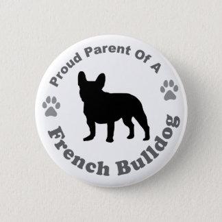 Badge Bouledogue français