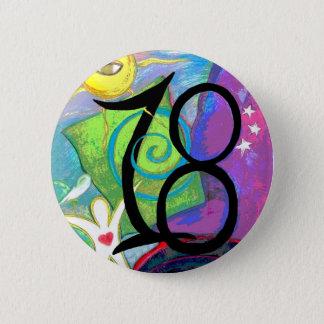 Badge bouton 18