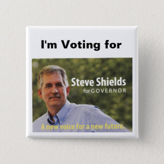 Badge Bouton 2 de boucliers de Steve