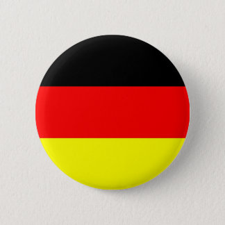 Badge Bouton allemand de drapeau