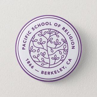 Badge Bouton avec la crête