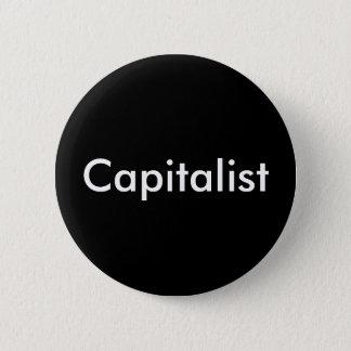 Badge Bouton capitaliste