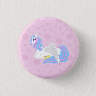 Badge bouton d'alicorn