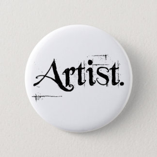 Badge Bouton d'artiste