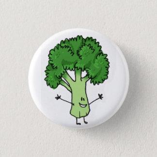 Badge Bouton de brocoli