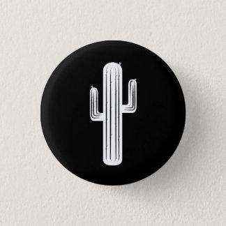 Badge Bouton de cactus