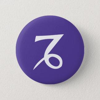 Badge Bouton de CAPRICORNE