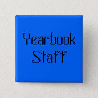 Badge Bouton de carré de personnel d'annuaire
