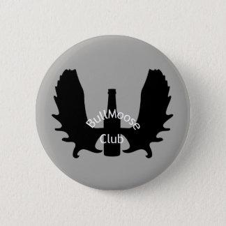 Badge Bouton de club de BullMoose