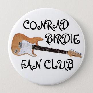 Badge Bouton de club de fan de birdie d'au revoir