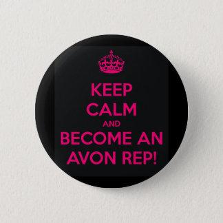 Badge Bouton de conversation d'Avon