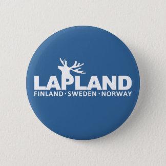 Badge Bouton de coutume de la LAPONIE