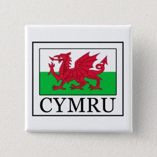 Badge Bouton de Cymru