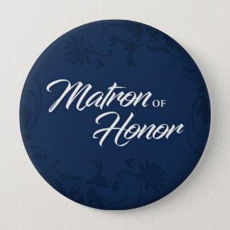 Badge Bouton de dame de honneur pour Fourre-tout