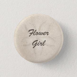 Badge Bouton de demoiselle de honneur de sérénité de