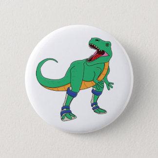 Badge Bouton de Dino AFO