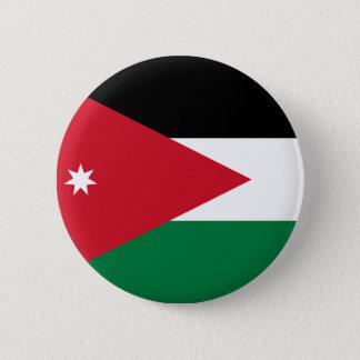 Badge Bouton de drapeau de la Jordanie