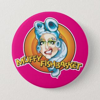 Badge Bouton de fan de Muffy Fishbasket
