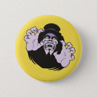 Badge Bouton de film d'horreur de Dr. Jekyll M. Hyde