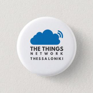 Badge Bouton de fonctionnaire de TTNSKG