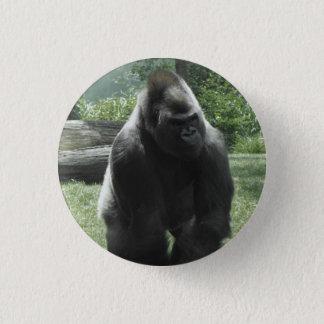 Badge Bouton de gorille