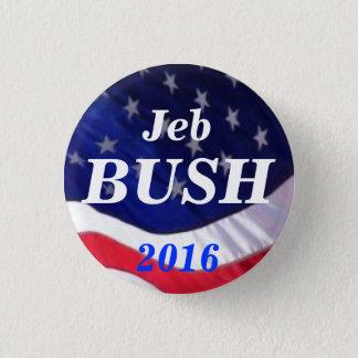 Badge Bouton de Jeb Bush 2016