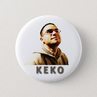 Badge Bouton de Keko