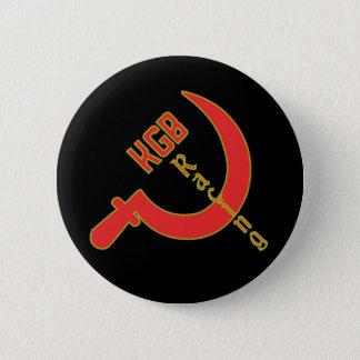 Badge Bouton de KGB Racign