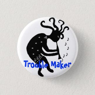 Badge Bouton de Kokopelli
