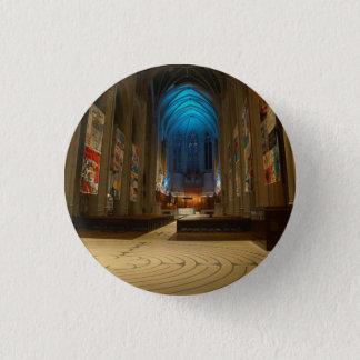 Badge Bouton de la cathédrale #2 Pinback de grâce de San