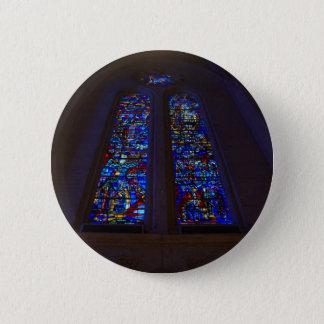 Badge Bouton de la cathédrale #3 Pinback de grâce de San