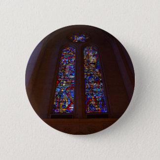 Badge Bouton de la cathédrale #4 Pinback de grâce de San