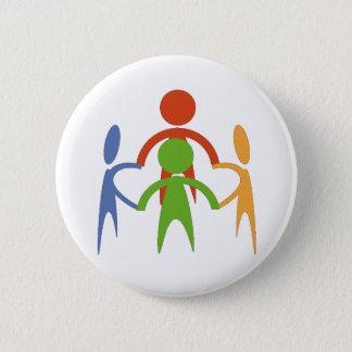 Badge Bouton de la Communauté