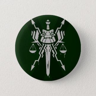 Badge Bouton de la fraction SUPREMA LEX du jeu | de