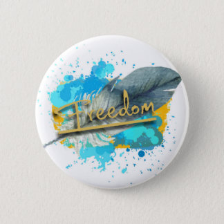 Badge Bouton de liberté