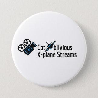 Badge Bouton de logo de CptOblivious