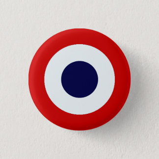 Badge Bouton de Mods de Français