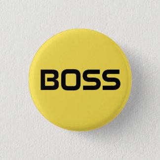 Badge Bouton de patron