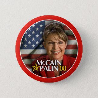 Badge Bouton de photo de Sarah Palin