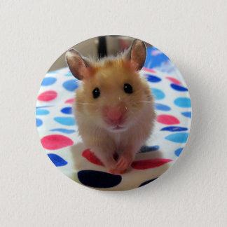 Badge Bouton de Pinback de hamster